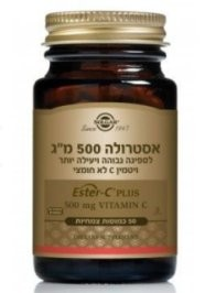 אסטרולה Ester-C® Plus Vitamin C 500 mg