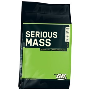 סיריוס מאס Nutrition Serious Mass